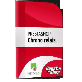 Prestashop - Chronopost / Chrono Relais