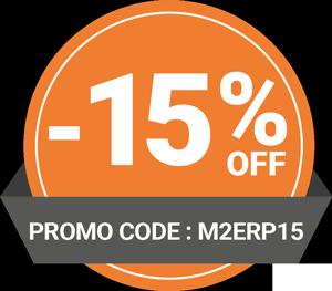 code promo erp magento 2