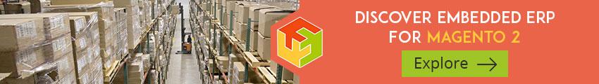 bandeau Embedded ERP Magento 2