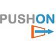 pushon logo